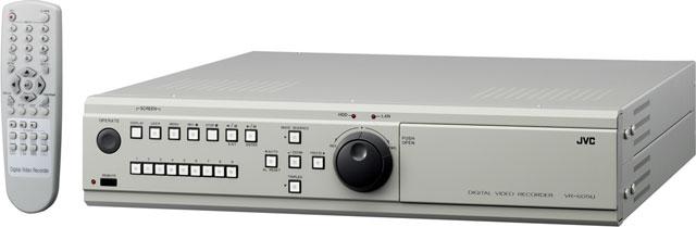 JVC VR-609U DVR Surveillance DVR