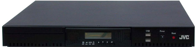 JVC VR-N100U Video Data Recorder Surveillance DVR