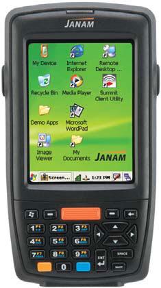 Janam XM60+ Mobile Computer