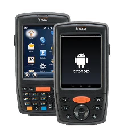 Janam XM70 Mobile Computer