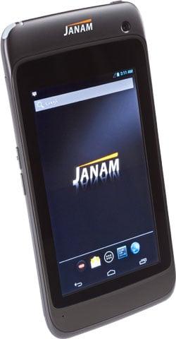 Janam XT1 Portable Data Terminal: XT1-1TUARJCW00