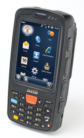 Janam XT85 Mobile Computer
