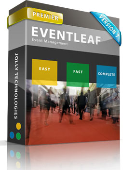 Jolly Eventleaf Event Tracking Software
