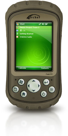 Juniper Systems Archer Military Mobile Computer