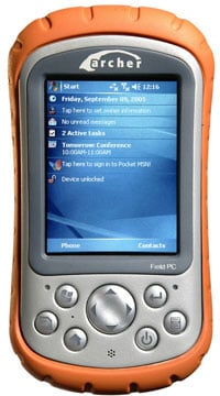 Juniper Systems Archer Field PC Mobile Computer