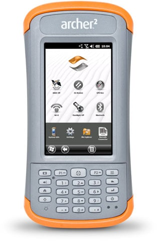 Juniper Systems Archer 2 Portable Data Terminal: AR2-G