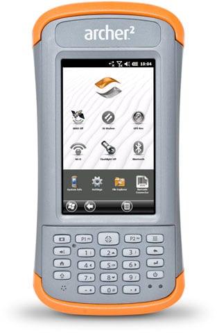 Juniper Systems Archer 2 Portable Data Terminal: AR2-GC