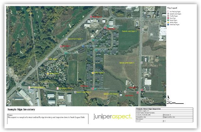 Juniper Systems Aspect General Software