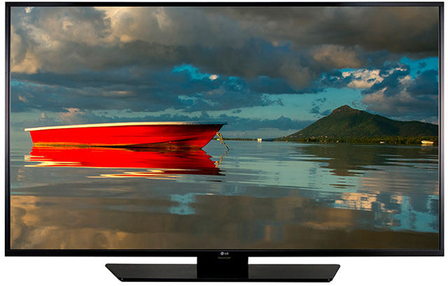 LG LX341C Commercial Lite Integrated HDTV