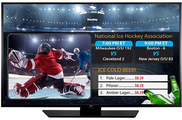 LG SuperSign TV Digital Signage Display
