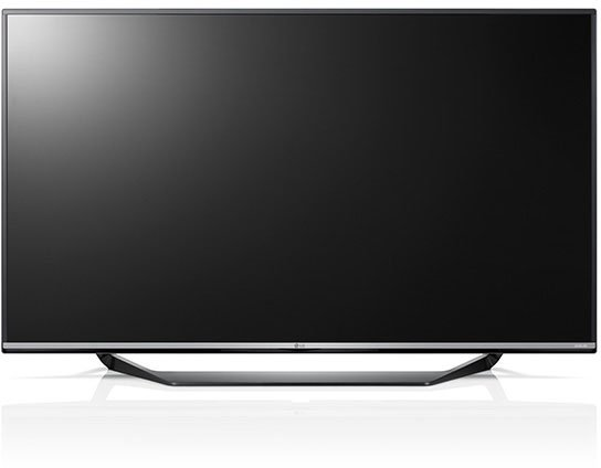 LG UX340C Commercial Lite Ultra High Definition TV Digital Signage Display