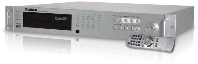 LOREX L404301 Surveillance DVR