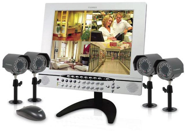 LOREX L15LD404-161 Surveillance Camera System