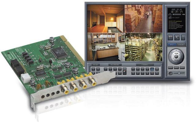 LOREX QLR0440 DVR Card