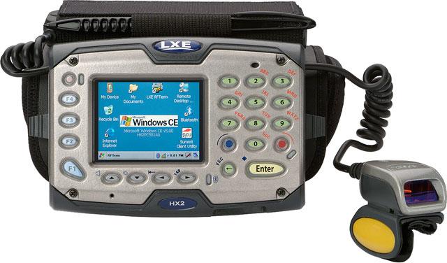 LXE HX2 Mobile Computer