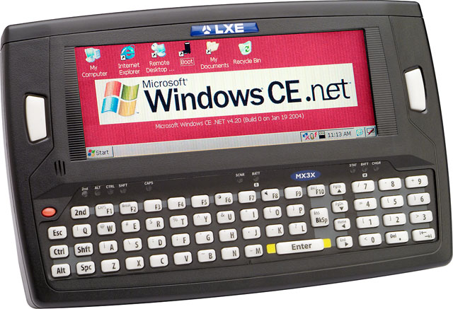 LXE MX3 Mobile Computer