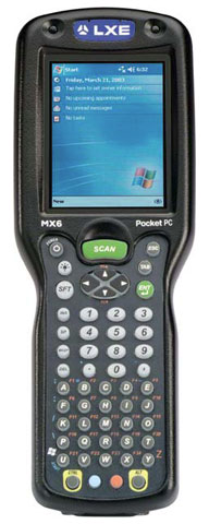 LXE MX6 Mobile Computer