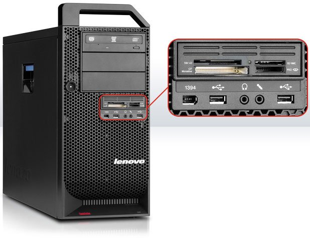 Lenovo ThinkStation S20