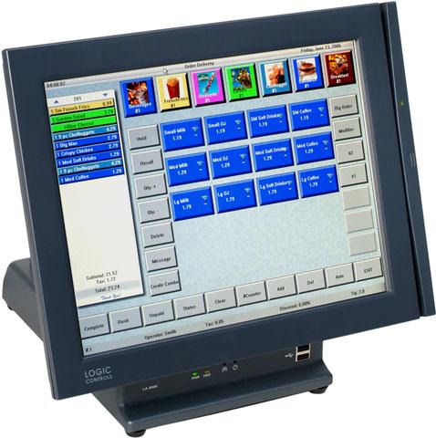 Logic Controls LA3801 LogicTouch POS Terminal