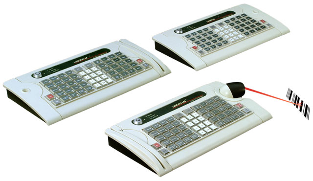 Logic Controls LK5000 Programmable POS Keyboard Keyboard