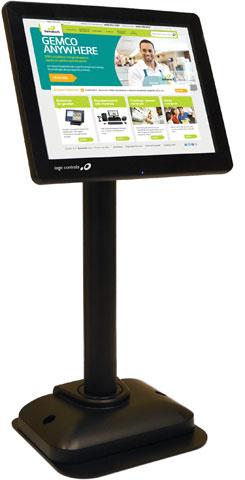 Logic Controls LV4000 Customer Display