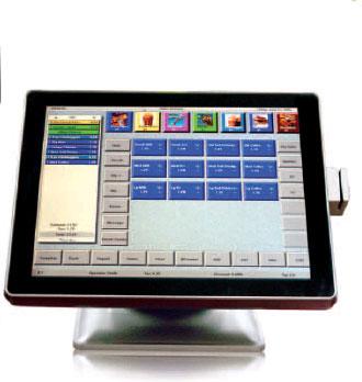 Logic Controls SB-9090 POS Terminal