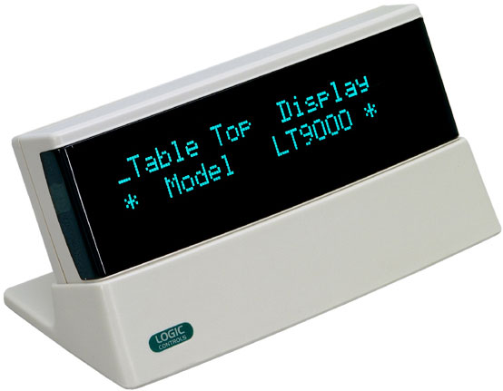Logic Controls TD3400 Series Customer Display