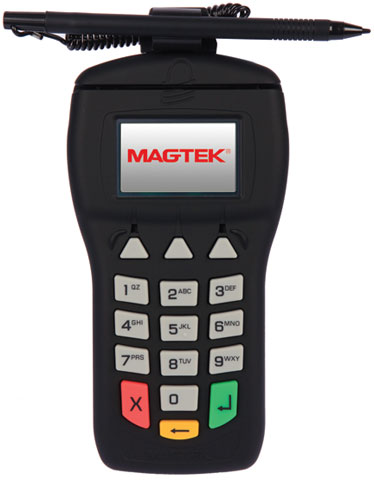 MagTek IPAD SC Payment Terminal