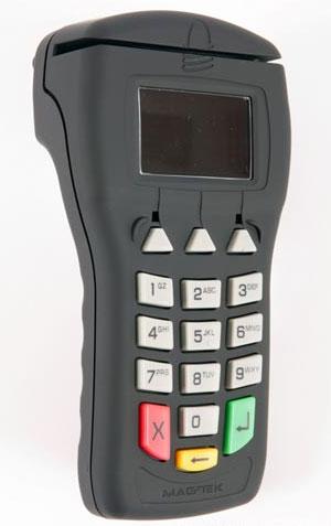 MagTek IPAD Payment Terminal