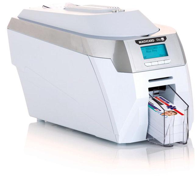Magicard Rio Pro ID Card Printer: 3652-0001