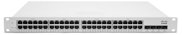 Cisco Meraki MS220-48 Ethernet Switch