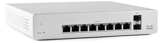 Cisco Meraki MS220-8 Ethernet Switch