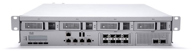 Cisco Meraki MX600 Wireless Controller