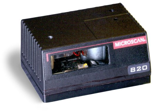 Microscan MS-820 Scanner