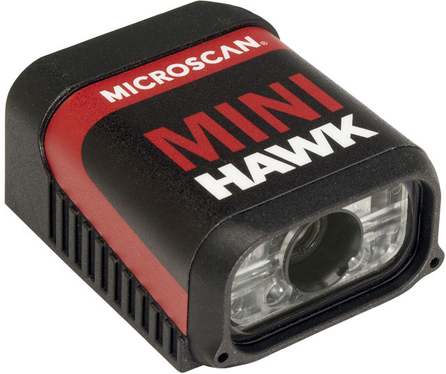 Microscan Mini Hawk Industrial Barcode Scanner