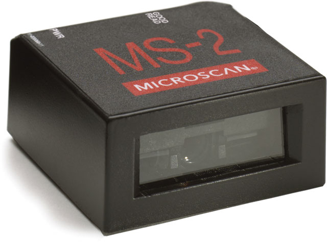 Microscan MS-2 CCD Scanner