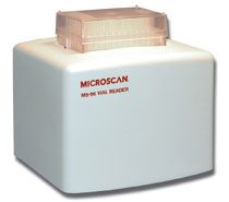Microscan MS-96 Vial Reader