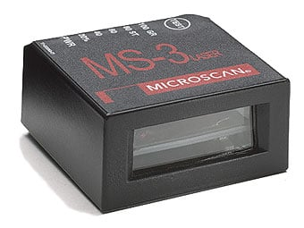 Microscan MS-3 Laser Fixed Scanner: FIS-0003-0003G