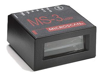 Microscan MS-3 Laser Scanner