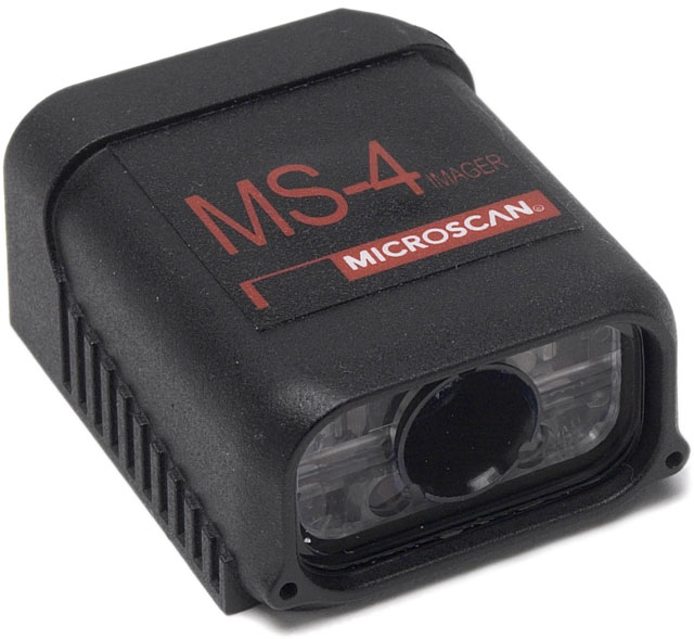 Microscan MS-4 Imager Fixed Scanner: FIS-0004-0001G