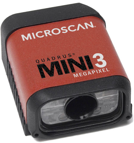 Microscan Quadrus Mini 3 Scanner