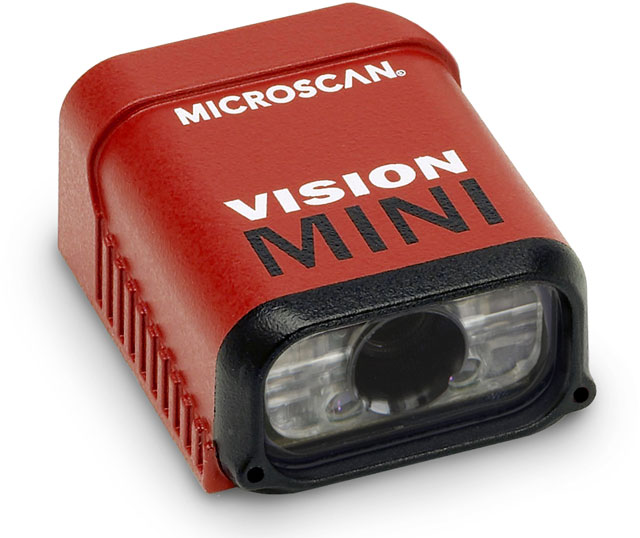Microscan Vision Mini Scanner Best Price Available