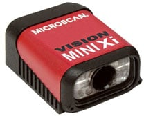 Microscan Vision MINI Xi Smart Camera Scanner