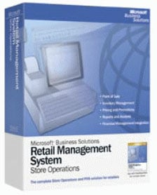 Microsoft RMS: Retail Management System for Gift & Hobby Retailers POS Software