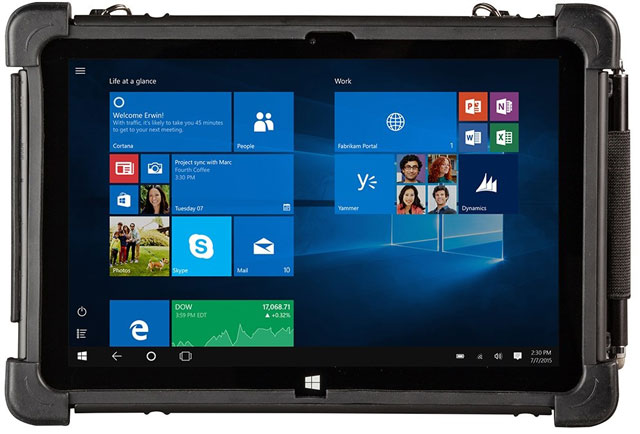 MobileDemand xTablet Flex 10 Tablet Computer
