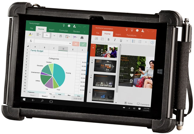 MobileDemand xTablet Flex 8 Tablet Computer