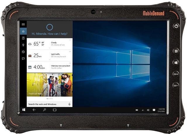 MobileDemand xTablet T1500 Tablet Computer