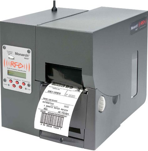 Monarch 9855 RFMP RFID Printer
