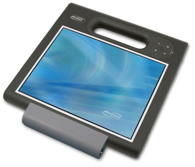 Motion Computing F5te Tablet Computer