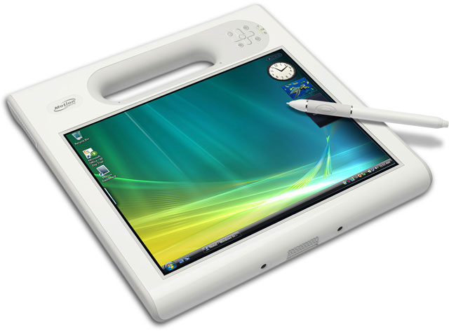 Motion Computing C5 Mobile Clinical Assistant Tablet Computer